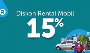 Sewa Mobil Melalui Traveloka App